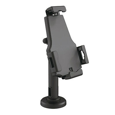 Pyle Universal Tamper-Proof Anti-Theft iPad Tablet Kiosk Stand Holder Wall Mount