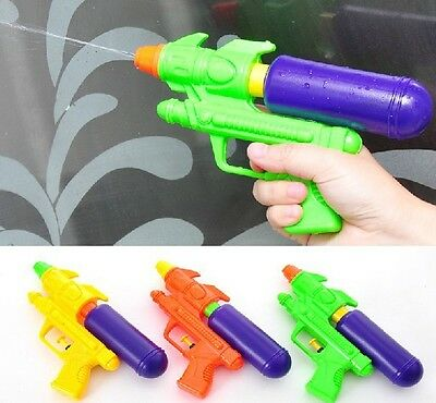 Soaker Squirt Ocean Pool Boys Pump Action Water Gun Pistol Toys