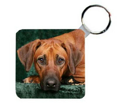 Rhodesian  Ridgeback    Personalized  Breed  Key  Chain