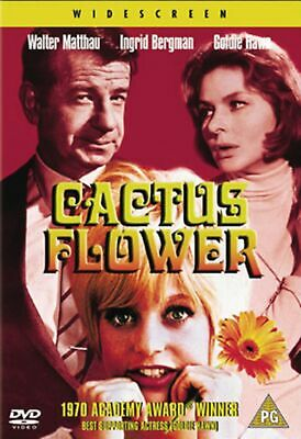 Cactus Flower (Widescreen) [DVD]