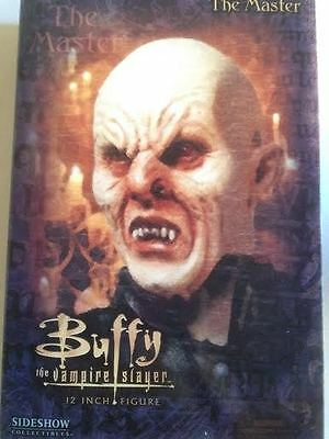 """Buffy the Vampire Slayer """"The Master"""" 12 inch Sideshow Collectible Figure New"""