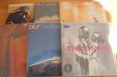 BLUR - 13 / Parklife / Modern Life / Think Tank / The Great Escape / Magic Whip