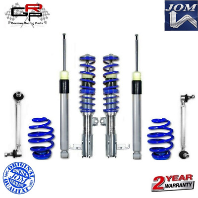 Adjustable Coilover Kit For Chevrolet Cruze - Height Adjustable - JOM