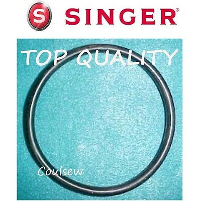 SEWING MACHINE MOTOR BELT TOP QUALITY (Stretchable Rubber) fits SINGER 201k