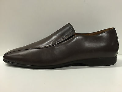 SCARPE MOCASSINI CASUAL UOMO GEOX ORIGINALE CUCAMP 20061 PELLE SHOES LEATHER MAN