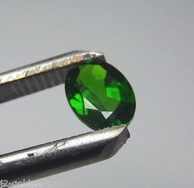 Narural CHROME DIOPSIDE .79ct Beautiful Color!!   wholesale loose gemstone
