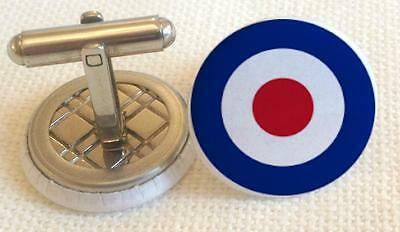 Mens Cuff links  RAF