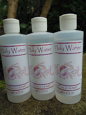 Holy Water Spell Supplies spells & rituals  anointing oil love pagan Wicca Witch