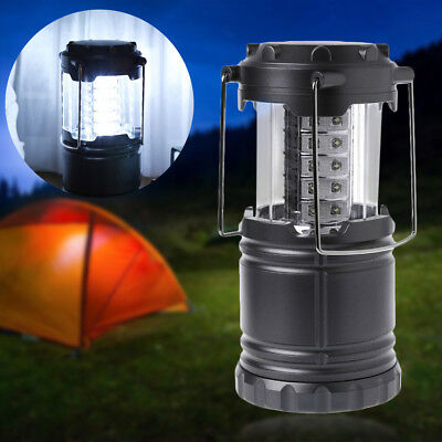30 LED Portable Collapsible Camping Lanterns Lights for Hiking Emergencies