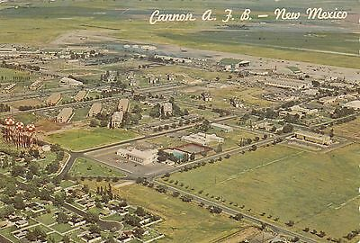 Cannon Air Force Base, Clovis, New Mexico, history