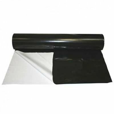 Black And White Grow Room Reflective Mylar Sheeting 5m X 2m Hydroponics CHEAP!!!