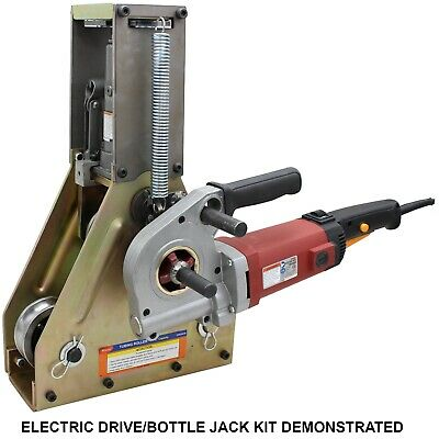 Harbor Freight Tubing Roller Electric Drive / Bottle Jack Kit