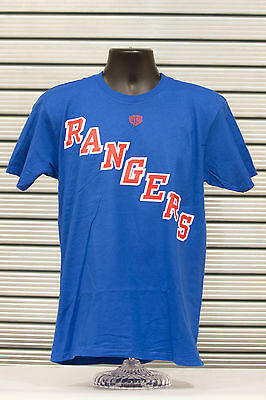 New New York Rangers Gretzky Player T-Shirt by Old Time Hockey