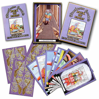 Pack Of Fools - Psychological Profile Tarot Cards