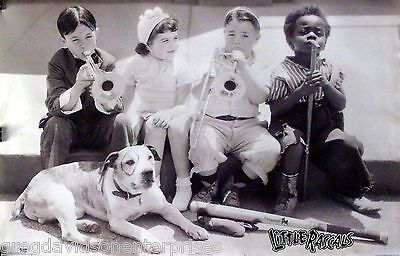 Little Rascals 23x35 Our Gang Poster 1994 Instruments