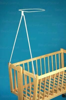 Crib Canopy Holder, Rod, Bar Fits Most Cribs
