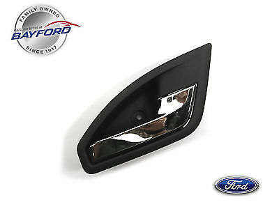 Inner Right Front Door Handle Ford Ba Bf Falcon Fairmont Chrome Charcoal