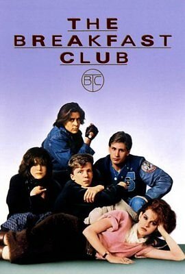 Breakfast Club, The Movie Poster 24x36
