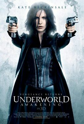 Underworld Awakening Movie Poster #01 24x36