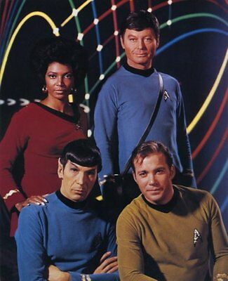 Star Trek Poster 24x36 Original series cast