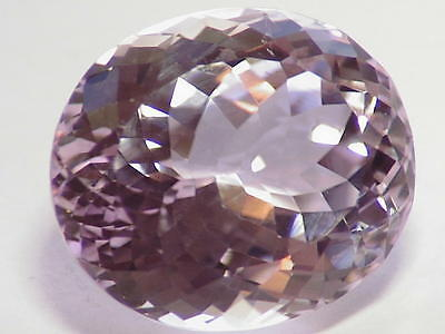 Fine 32Ct Natural Pink Kunzite Afghan Big Clean Gemstone For Necklace Pendant