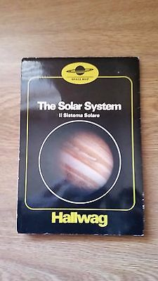 Hallwag the Solar System Map Space