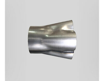 "Mandrel Mild Steel Collector Cone CC404 - 4x 1.75"" to 3"""