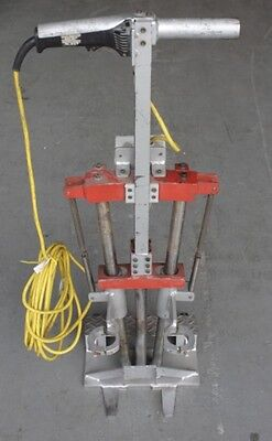 Custom Dual Twin Tool Press Portable Drill Grinder Cutter with 2 Power Outlets