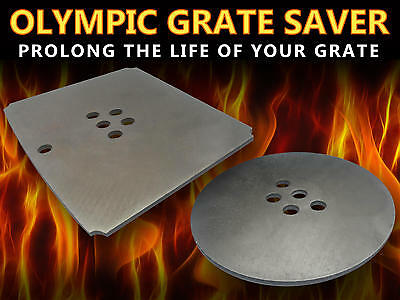 Grate Saver - Prolongs life of grate and saves fuel