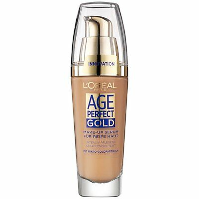 L'Oréal Paris Age Perfect Gold Foundation 310 Rose Honey, 25 ml