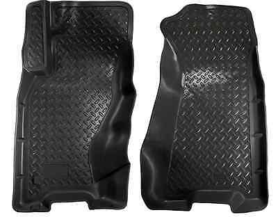 1999-2004 Jeep Grand Cherokee Husky Classic Style Front Floor Liners Black New
