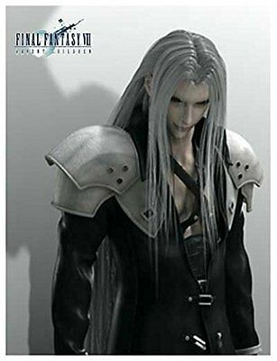 Final Fantasy Sephiroth Square Enix Cloth Wall Scroll Poster Anime Manga MINT