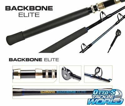 Shimano Backbone Elite 37 Roller Tip Overhead Rod BRAND NEW @ Ottos Tackle World