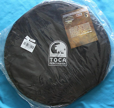 Djembe Hat by Toca for 13 Inch Djembe, Black, TDHAT-13