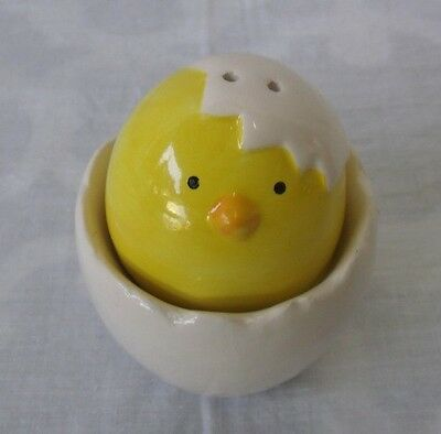 Salt & Pepper Shaker Set Adorable Baby Chick