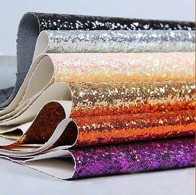 MAT256 sequins Glitter PU PVC Imitation material faux leather fabric fancy candy