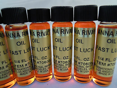 Fast Luck oil anointing Spell Supplies ritual spells charm bags conjure mojo