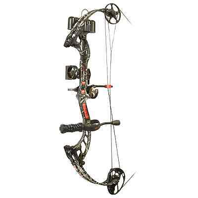 Pse Stinger X Droptine New 2015 40-60Lb. Rts Package Skullworks Camo Close Out