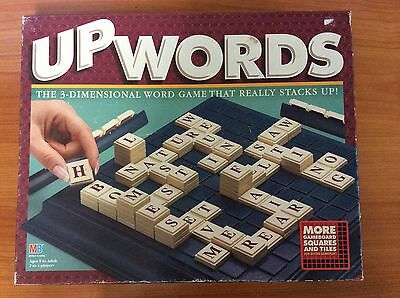 1997 Board Game - Up Words - 100% complete