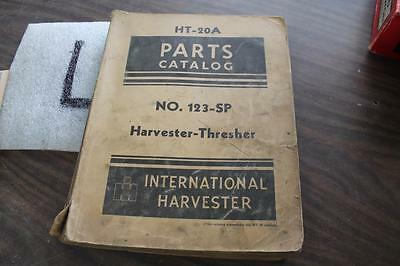 Vintage 1964 International Harvester 57 Baler Parts Catalog Bp-8 Ih Wire Twine