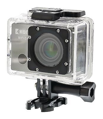 Konig Full HD Action Camera with GPS and WiFi