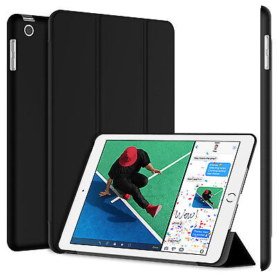 New Smart Stand Leather Case Cover For APPLE iPad 2 3 4 Mini Air 1 2 Pro 2017