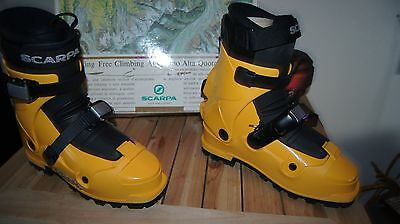 Scarpa BOOTS 8.5 TREKKING BOOTS CLIMBING BOOTS 8.5 US $669 New WOMENS SIZE 9.5