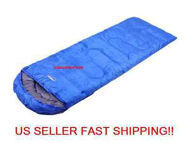 O25 Mummy Sleeping Bag 5F/-15C Camping Hiking With Carrying Case