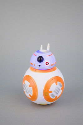 Star Wars The Force Awakens BB-8 spherical robot Talking Lights up Figure Toy