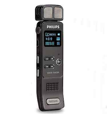 Philips Wireless Voice Tracer Recorder VTR 7100 PCM FM-Radio Tapping Wiretap Bug