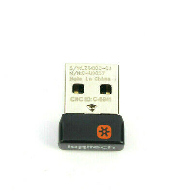 Unifying USB Receiver Dongle For Logitech PN 993-000439- Ships from USA