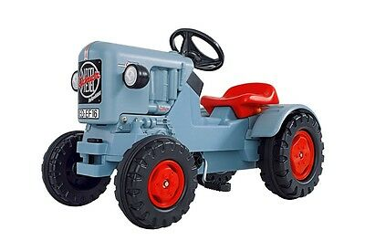 Kids Tractor Big Eicher Diesel ED 16 Pedal car tractor NEW/OVP