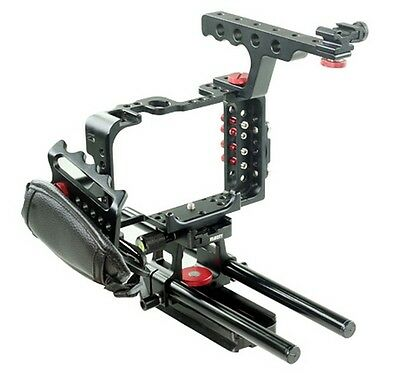 Filmcity Camera Cage for Sony A7s ( CINFC-A7S-C )