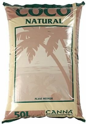 10L Canna Coco Natural Coir Hydroponic Growing Media Soil